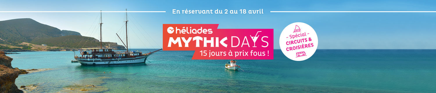 Mythic Days Croisieres et Circuits
