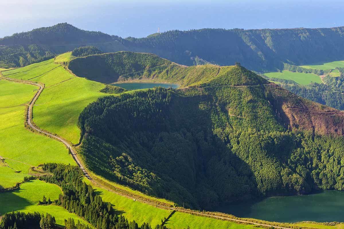 Echappée aux Açores depuis São Miguel - Hôtels 4*