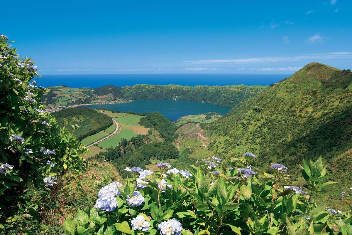Échappée aux Açores depuis São Miguel - Base 3* - Programmation Auchan