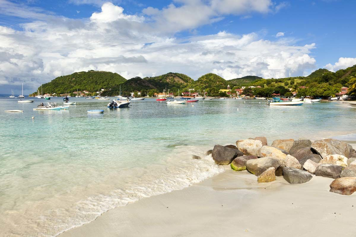Séjour Guadeloupe - Autotour Découverte de l'île Papillon depuis le Mahogany Hôtel Residence & Spa 4*