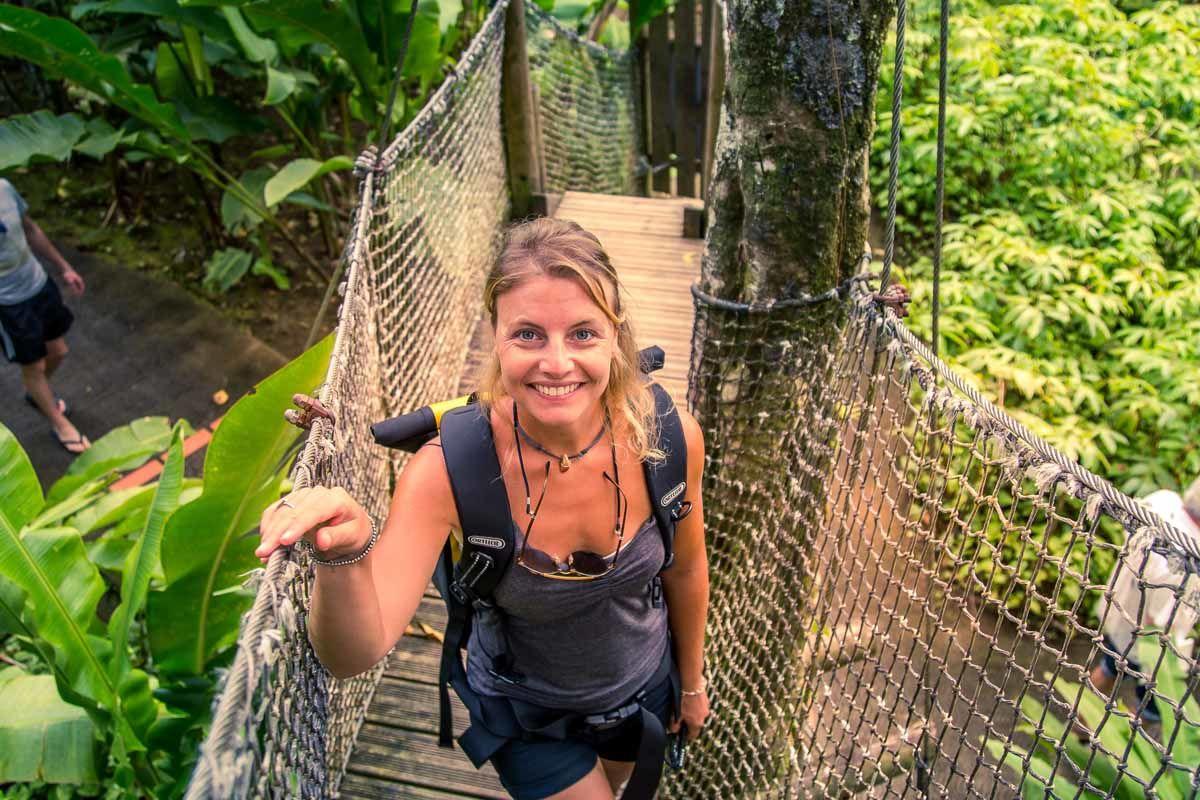 Voyage Amérique Centrale - Echappée active en Martinique depuis La Pagerie Tropical Garden 4*