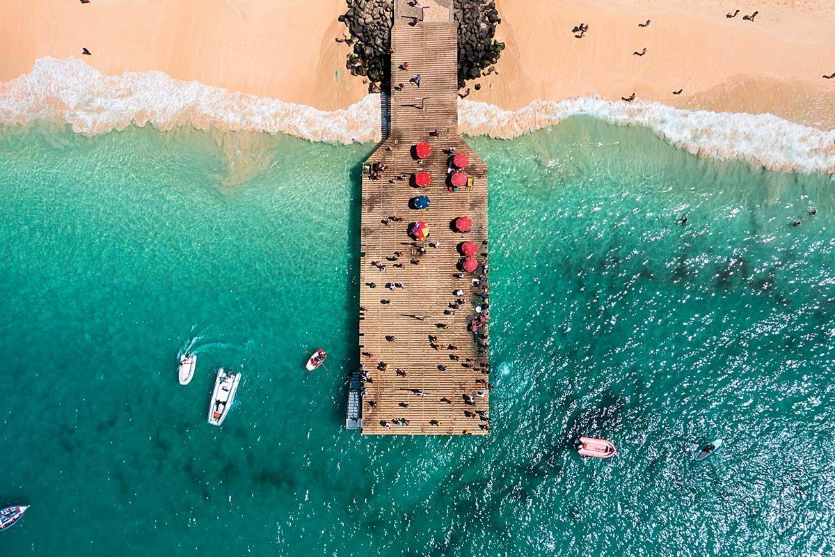 Circuit Echappée capverdienne - depuis le Riu Palace Cabo Verde 5*