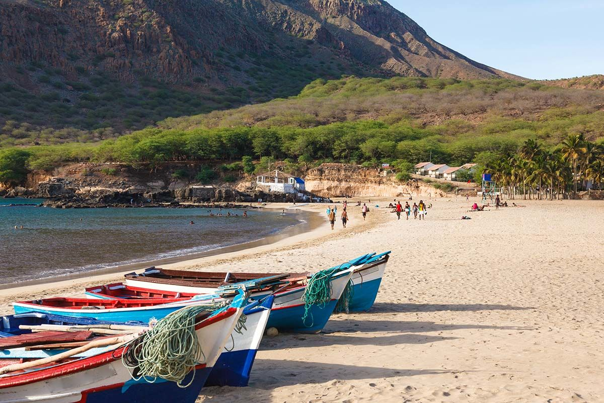 Échappée d\'Île en Île depuis le club Héliades Riu Funana 5* - arrivée Sal
