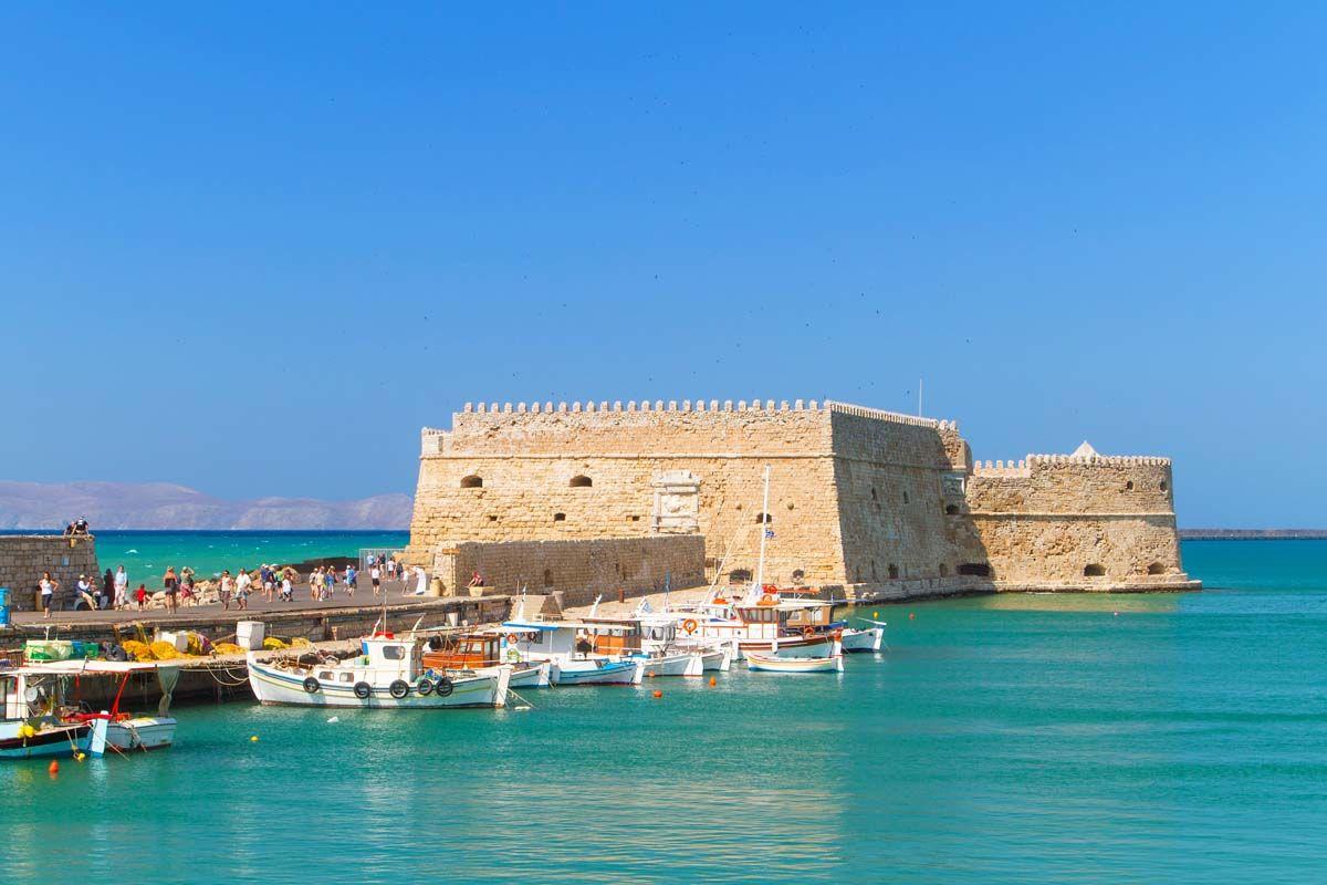 Autotour Grand tour de Crète - 15 jours