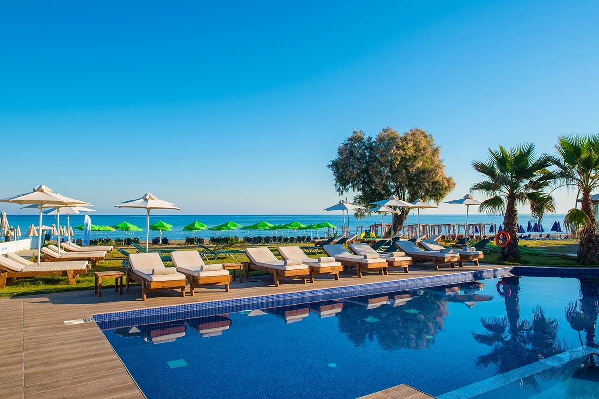 Club Héliades Cretan Beach Resort 4* Adultes Uniquement