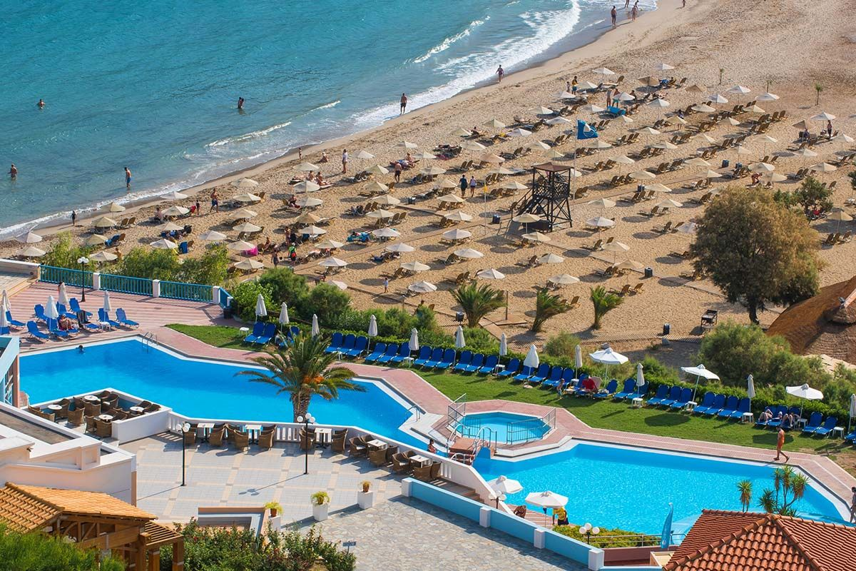 Club Heliades Fodele Beach Water Park Holidays Resort 5 Sejour