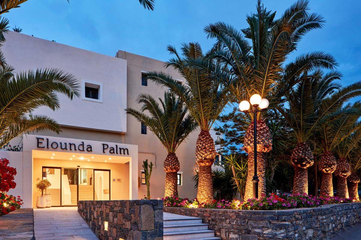Hôtel Elounda Palm Boutique Hôtel 3* sup. - 1