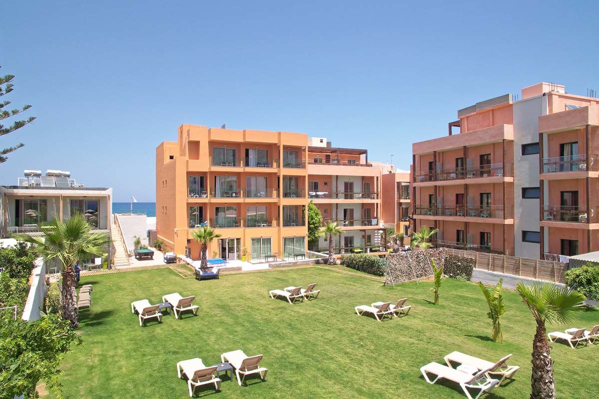 palmera beach hôtel & spa 4* - adultes uniquement