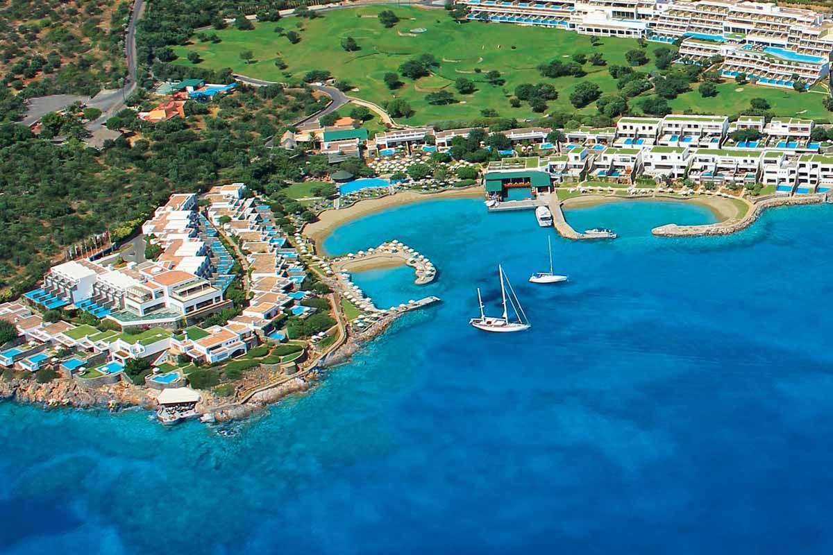 Porto Elounda Golf & Spa Resort - Luxe