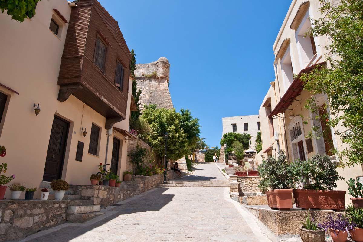 Periples Depuis La Crete 2 Iles En 1 Semaine Crete Et
