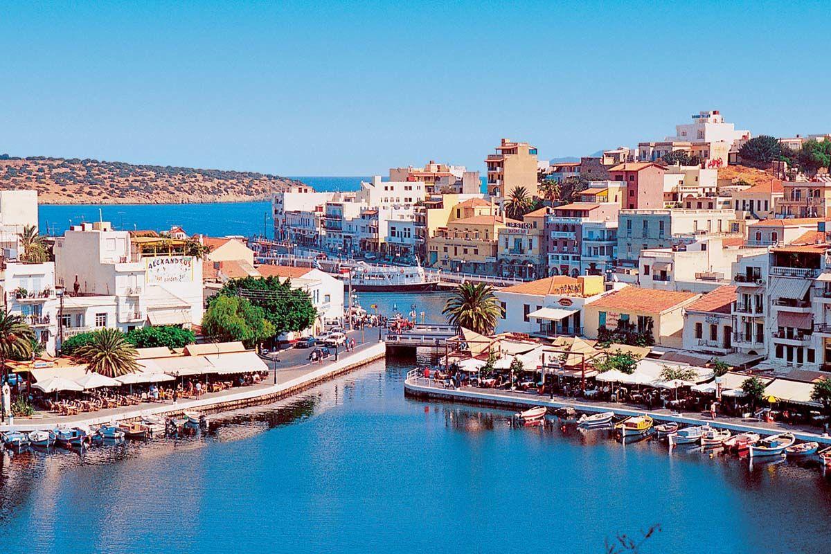 Périples depuis la Crète 3 îles en 1 semaine - Crète, Santorin et Mykonos en catégorie standard