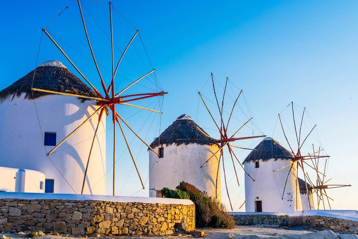 Combinés dans les Cyclades depuis Santorin - Santorin et Mykonos en hôtels 3* - 1