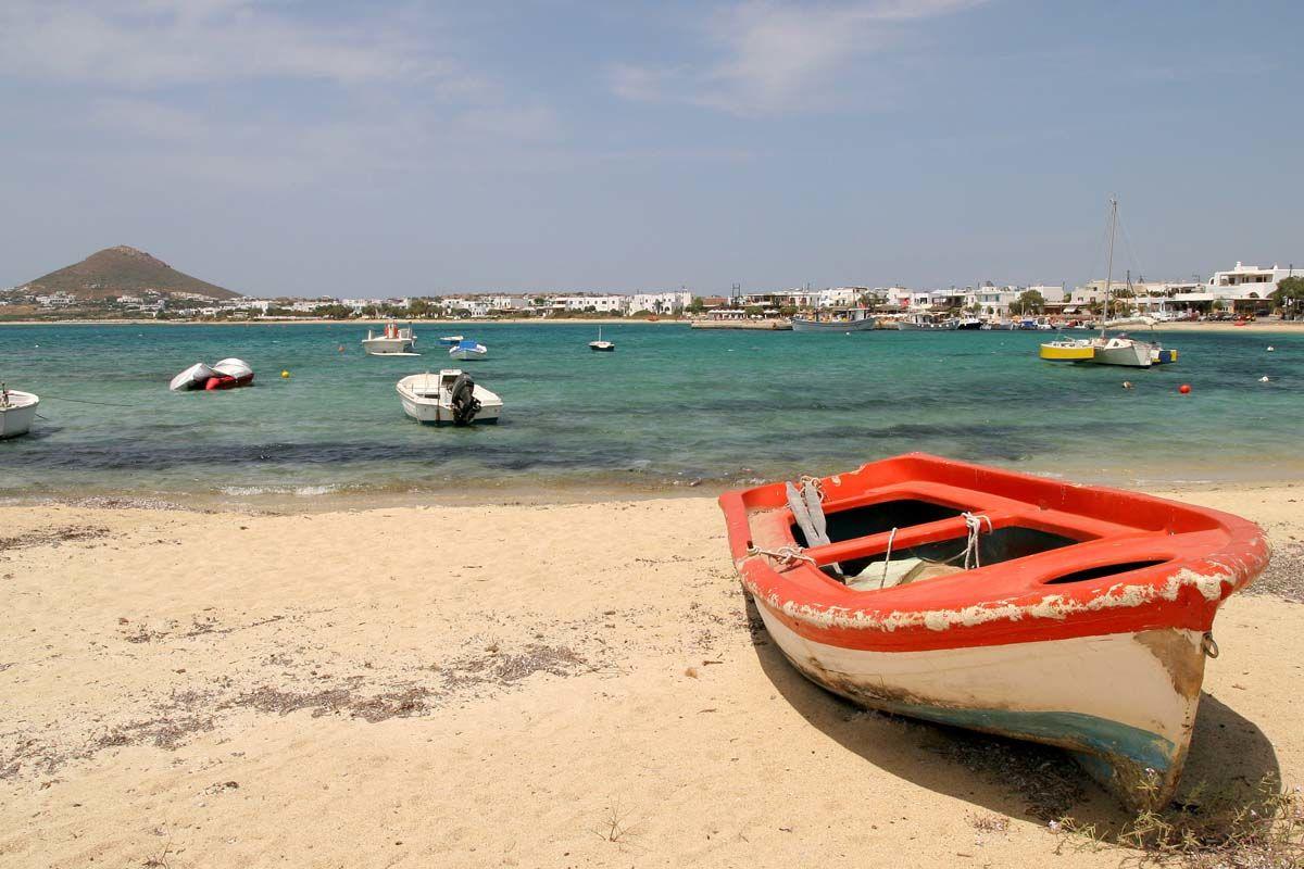 Combinés dans les Cyclades depuis Santorin - Santorin et Naxos en hôtel 3*
