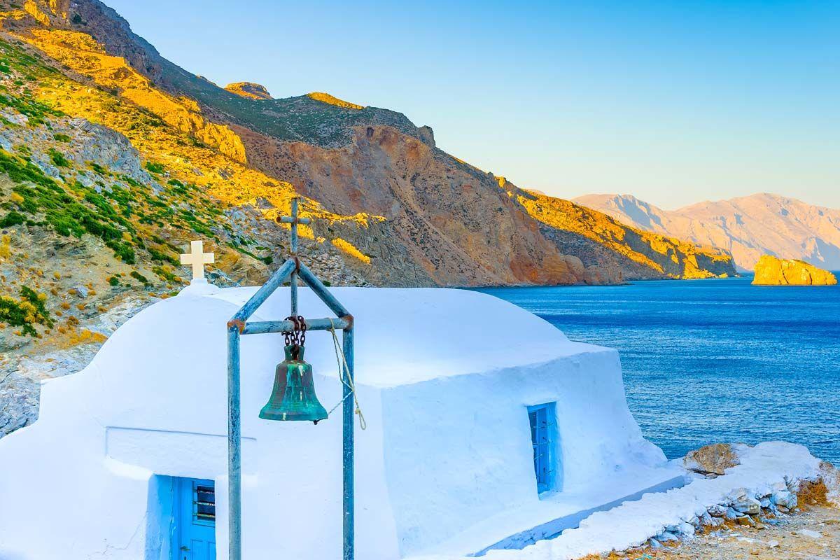 Combinés dans les Cyclades - Santorin, Naxos et Amorgos en 2 semaines - Hôtels 3*