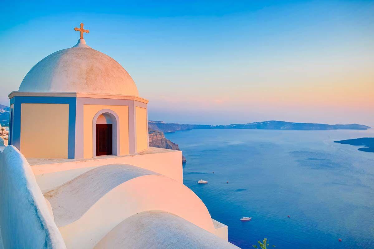 Combiné dans les Cyclades depuis Santorin - Santorin et Paros - Base 3*