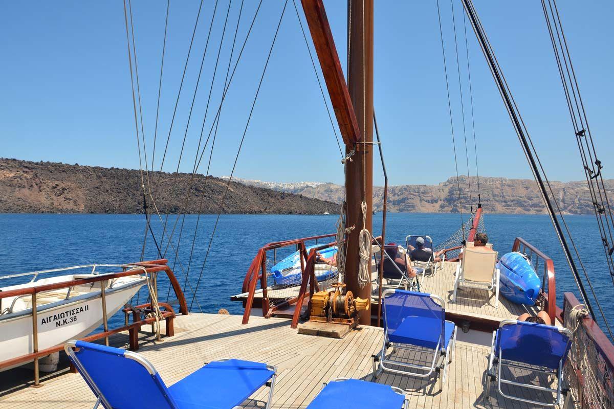 Croisière Cyclades Secrètes - depuis Santorin - 1