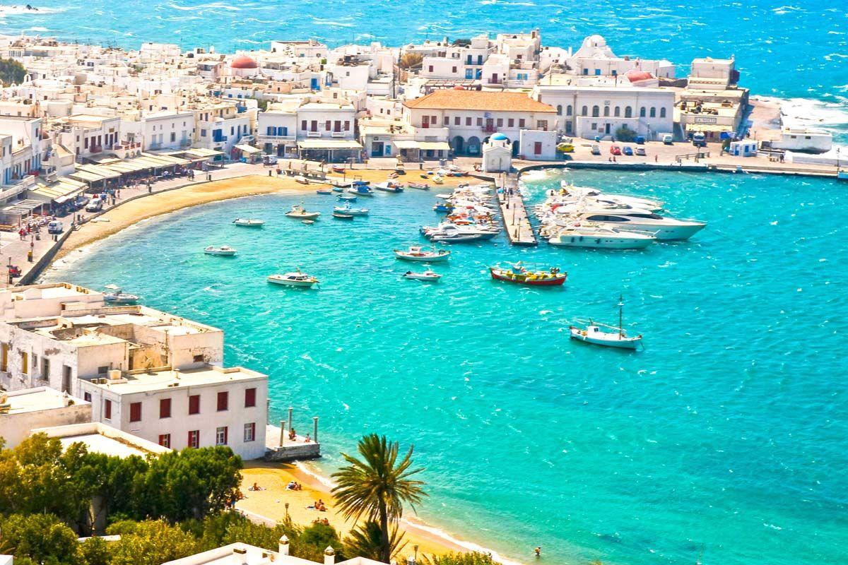 Combiné dans les Cyclades depuis Athènes - Naxos et Amorgos en 4* - 1