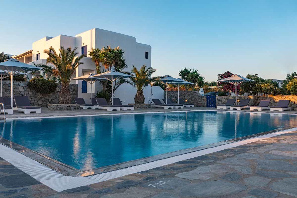 aeolos resort 4*