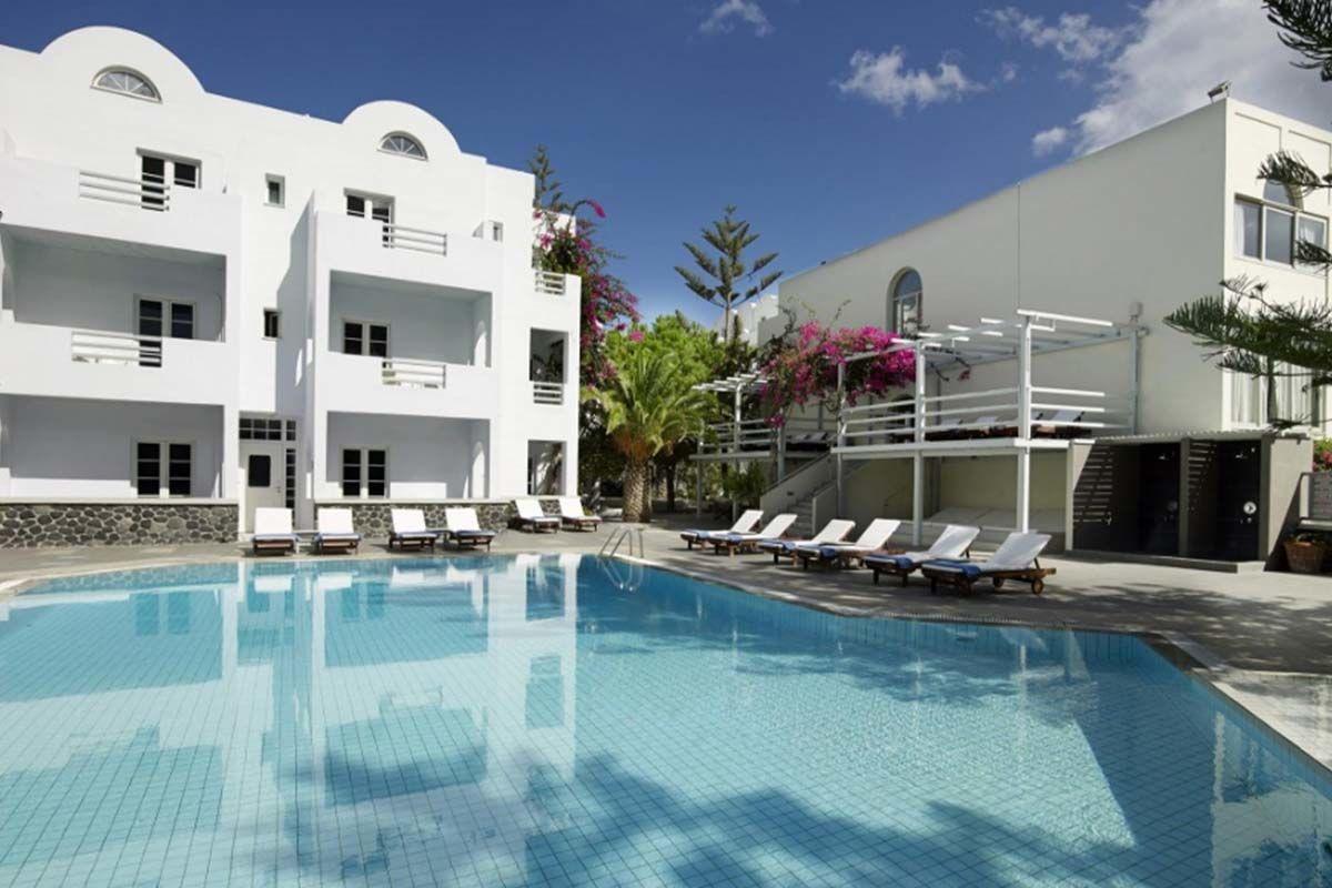 Afroditi Venus Beach Hôtel & Spa 4* - arrivée Santorin