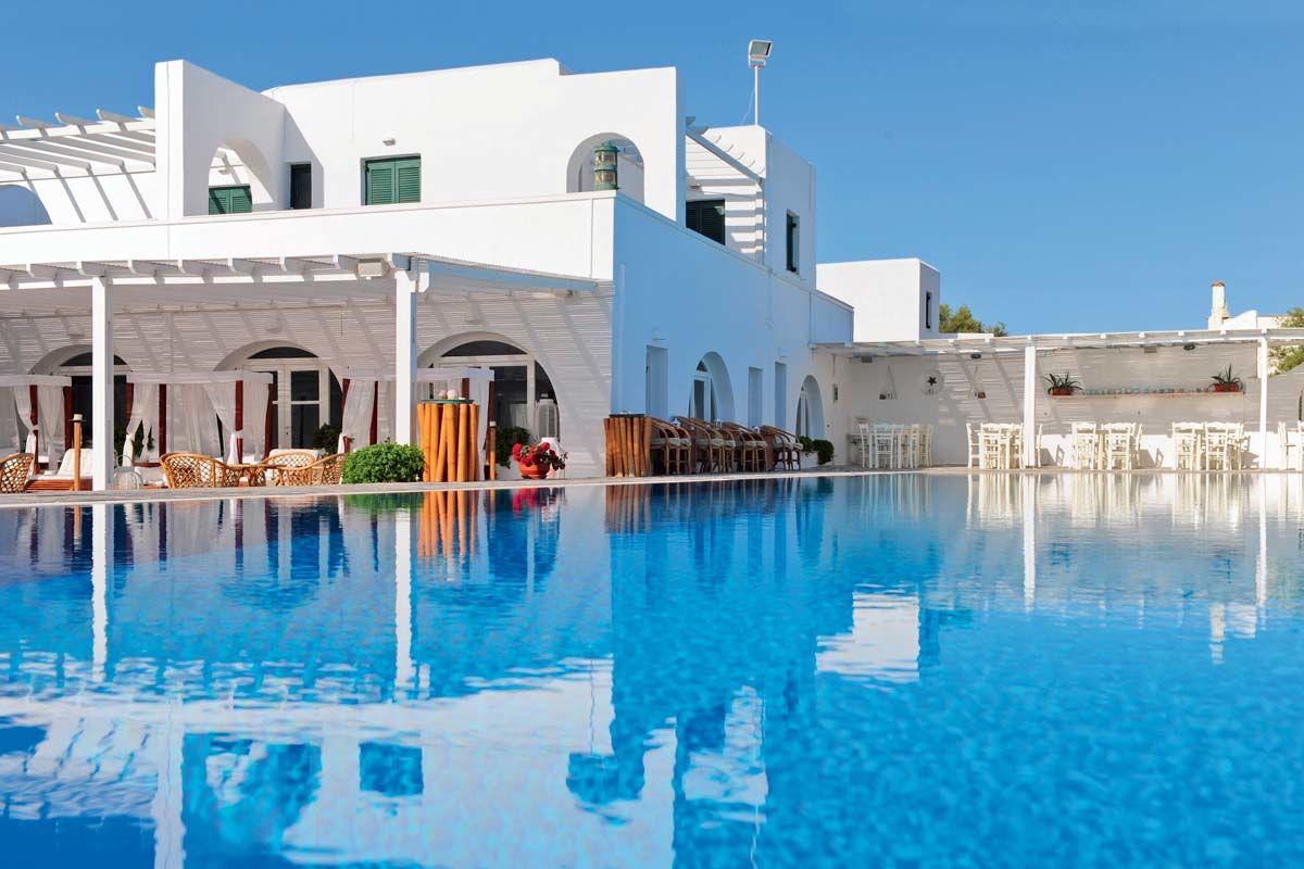 Club Héliades Holiday Sun 4* - Paros / Arrivée Santorin