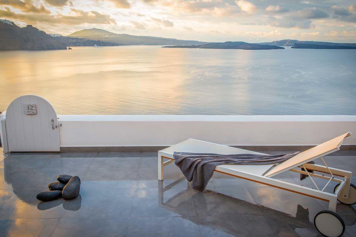 Santorini Secret Suites & Spa 4* - arrivée Athènes