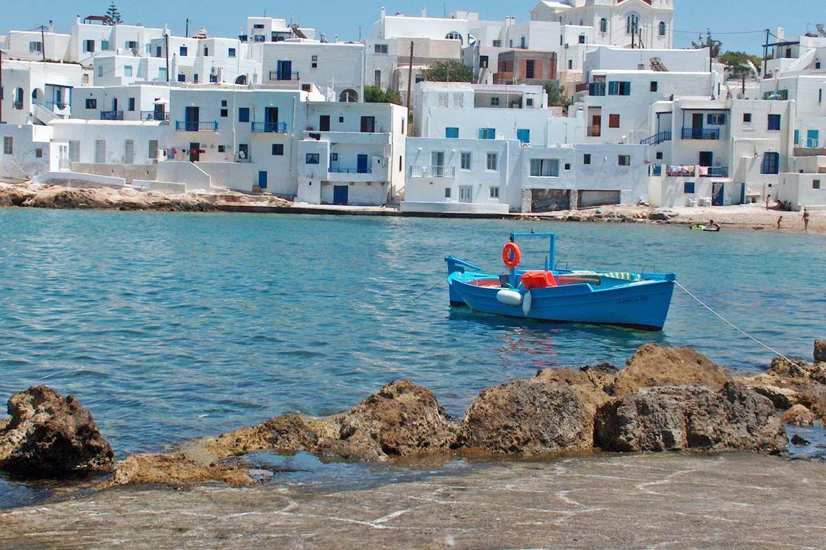 Combiné dans les Cyclades depuis Athènes - Mykonos et Paros en 3* - 1