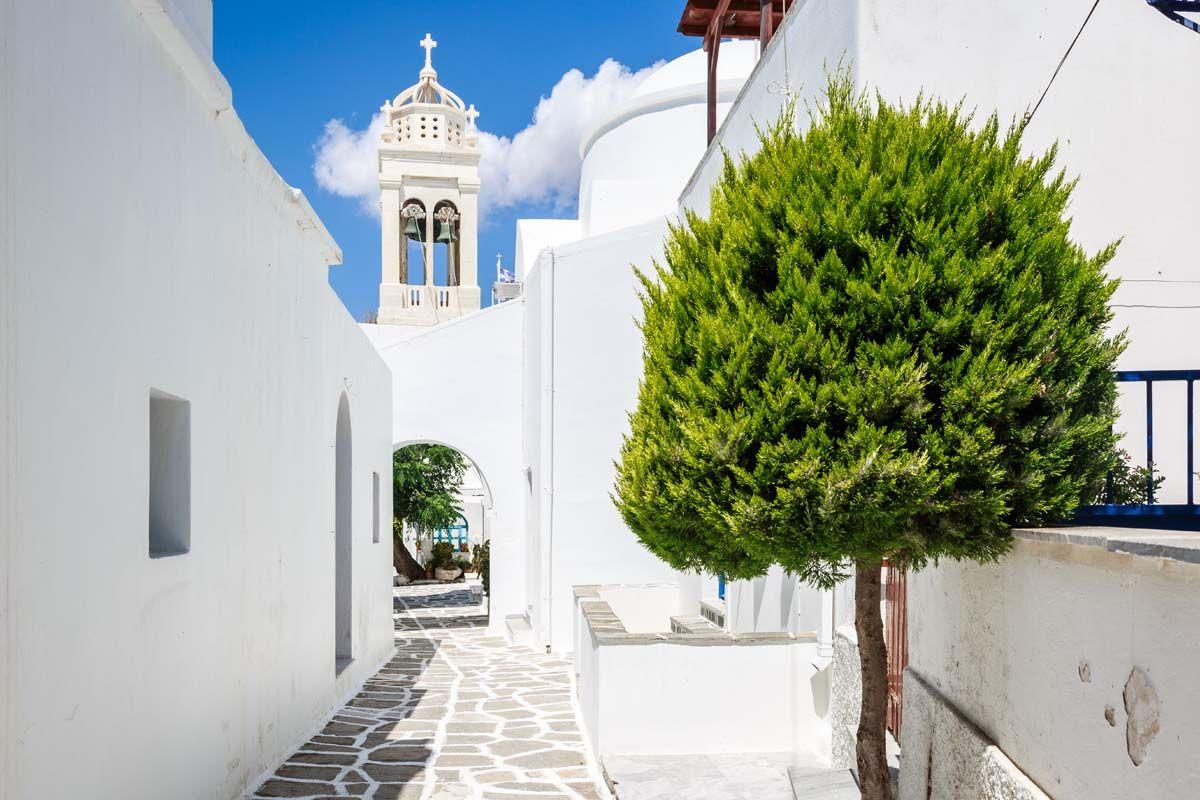 Combiné dans les Cyclades depuis Athènes - Mykonos et Paros en 4*