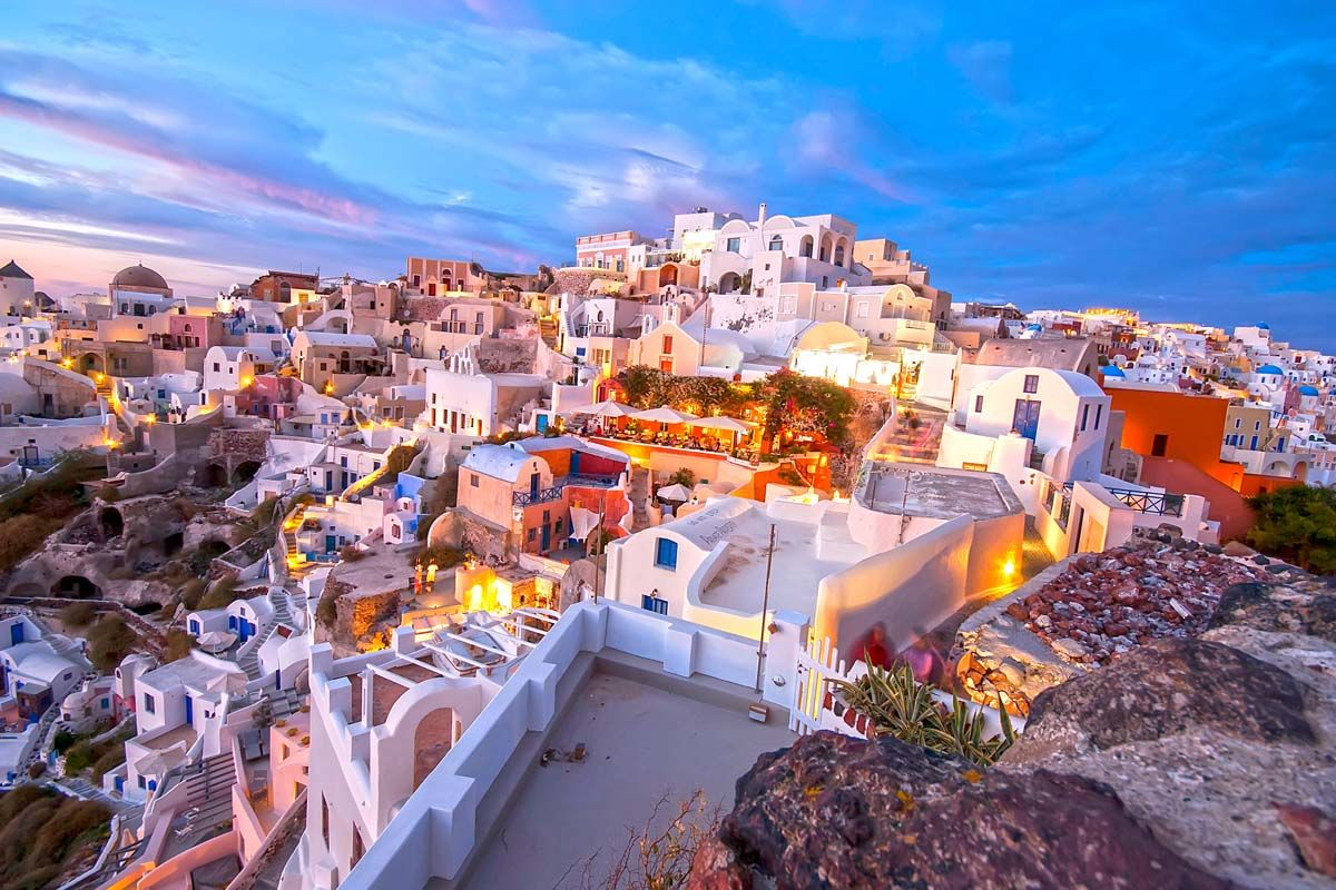 Périple dans les Cyclades depuis Santorin - Santorin, Naxos et Mykonos en 4* - 1