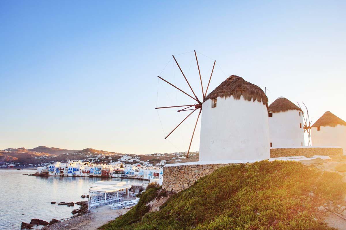 Périple dans les Cyclades depuis Athènes - Naxos et Amorgos en 3*
