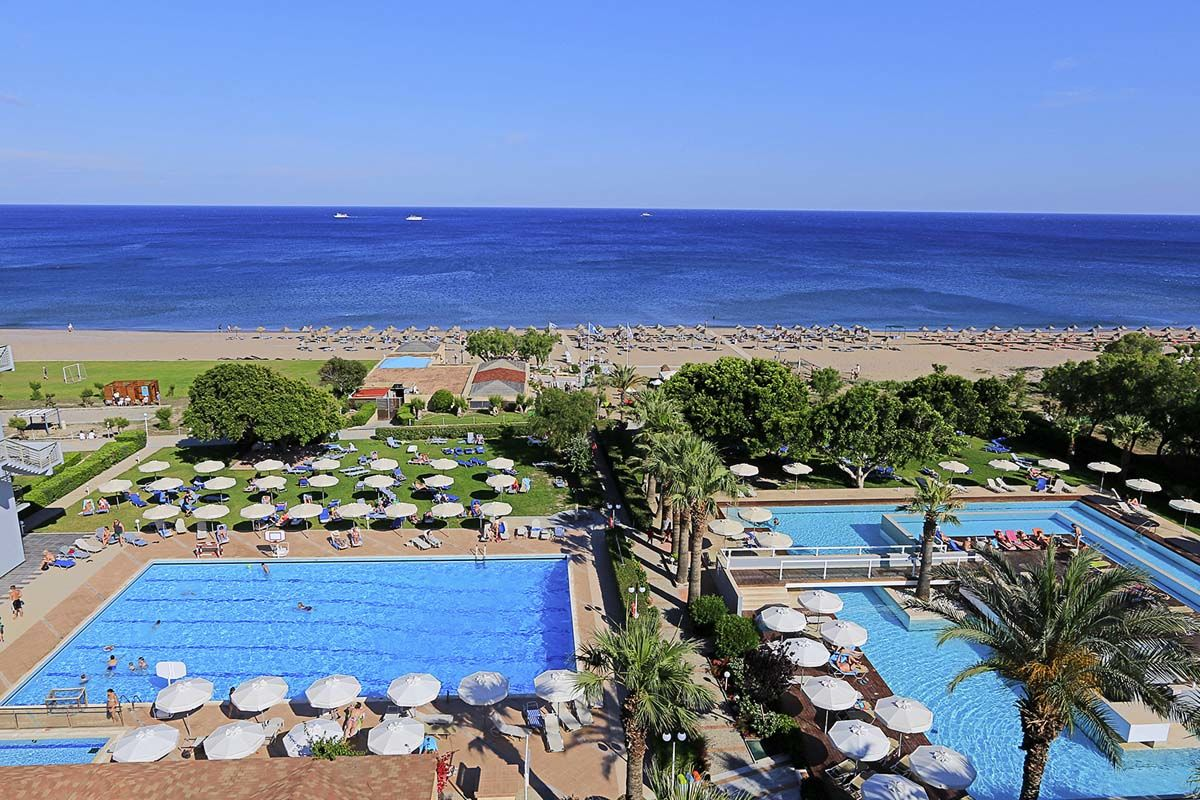 Club Héliades Blue Sea Beach Resort 4*