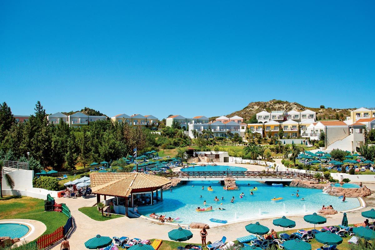 Club Héliades Cyprotel Faliraki Resort 4*