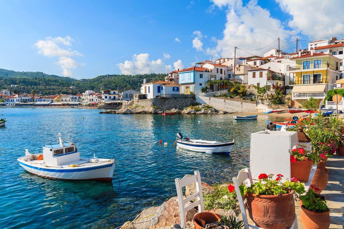 Combiné dans les îles du Dodécanèse - Rhodes et Patmos