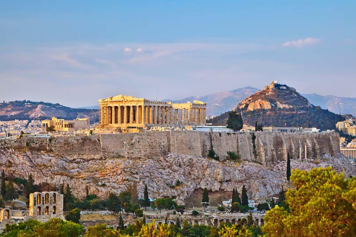 Autotour Grèce Classique et Météores, Athènes