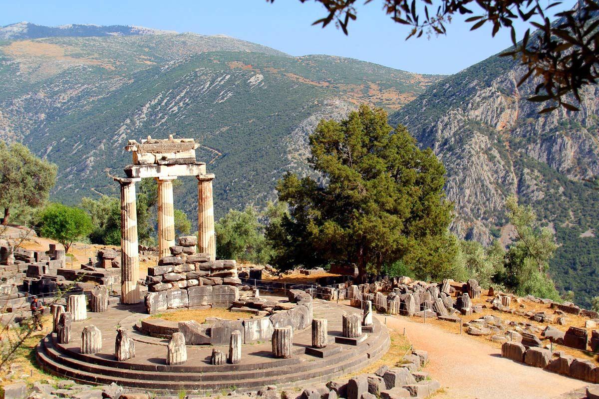 Autotour Grèce Classique et Météores
