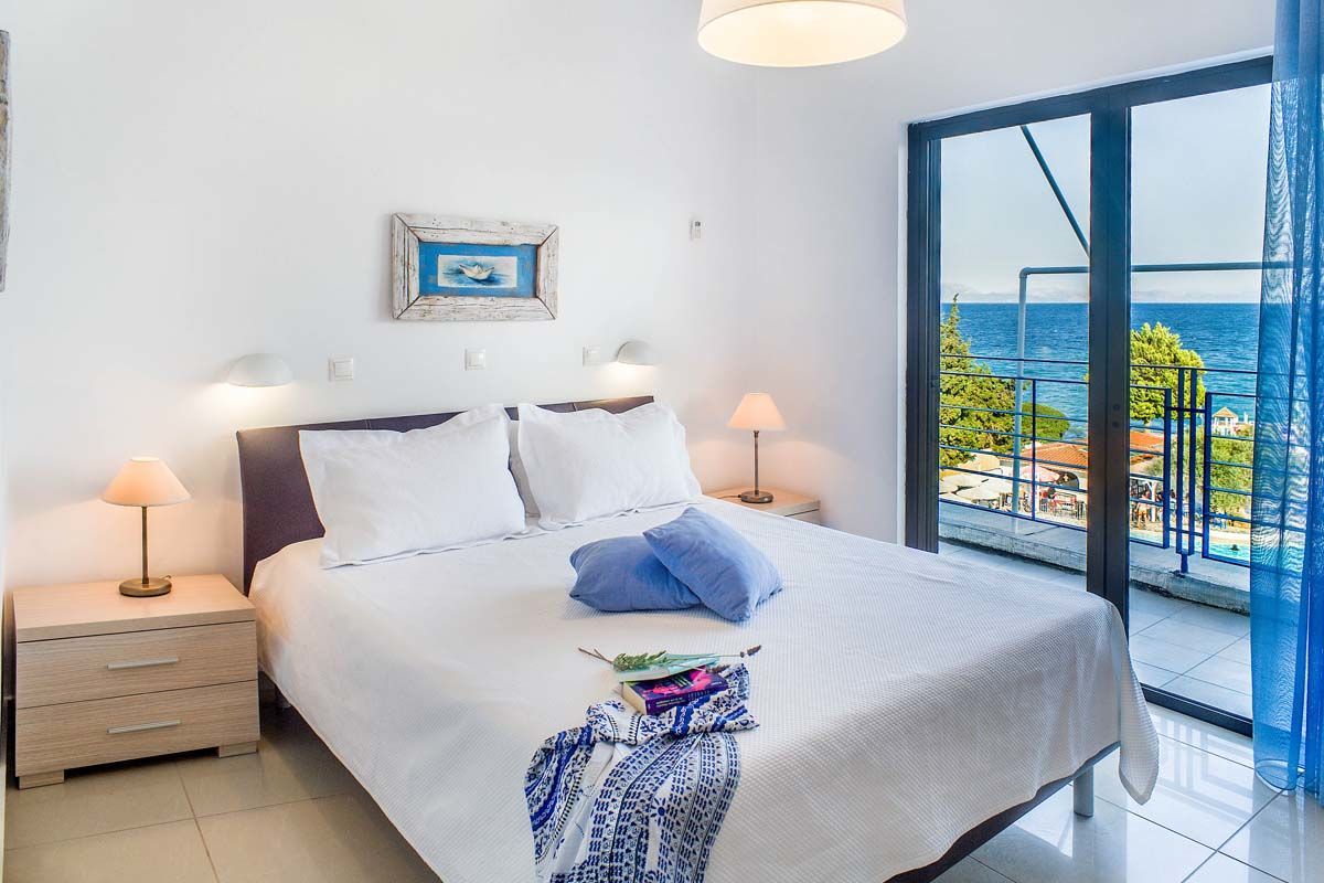 club heliades grand bleu beach chambre double suite 1