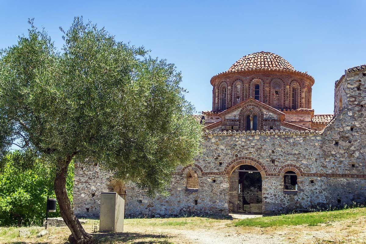 Circuit Secrets de Grèce Byzantine