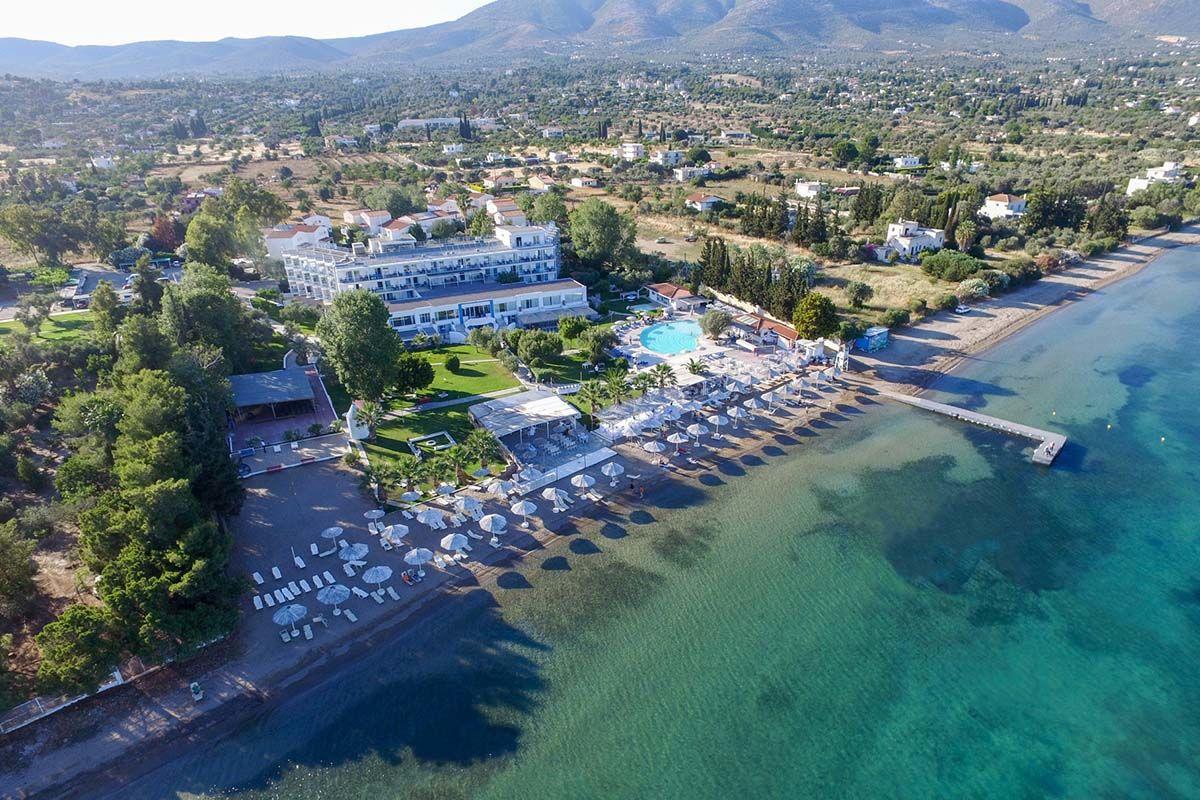 Club Héliades Grand Bleu Beach Resort 3* sup.