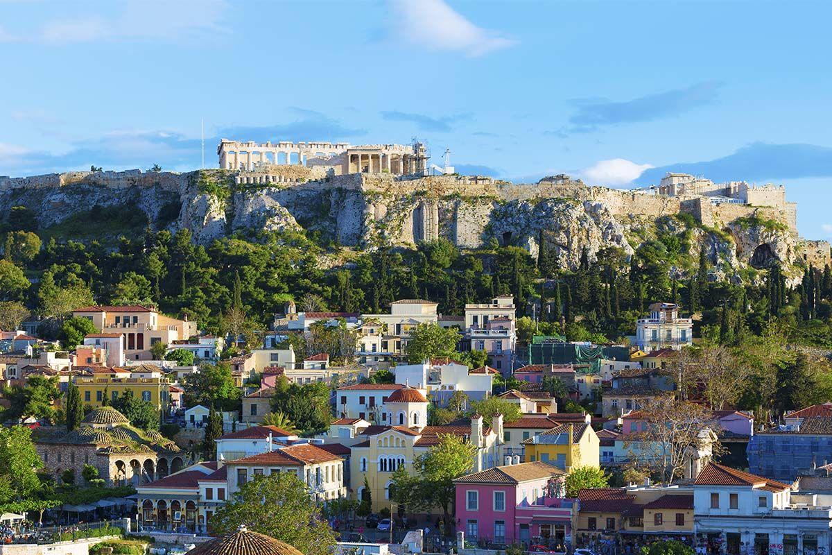 Escapades à Athènes depuis l'hôtel Arion 3*