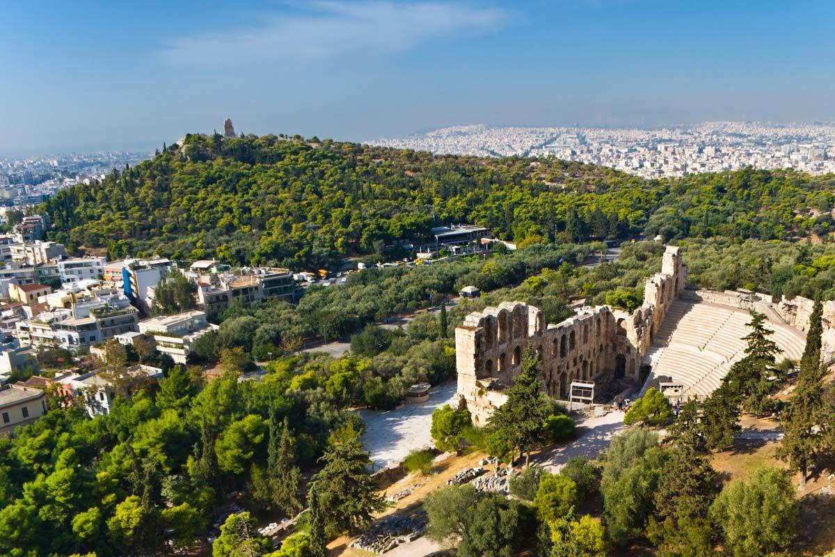 Échappée athénienne depuis l'hôtel Arethusa 3* - 1
