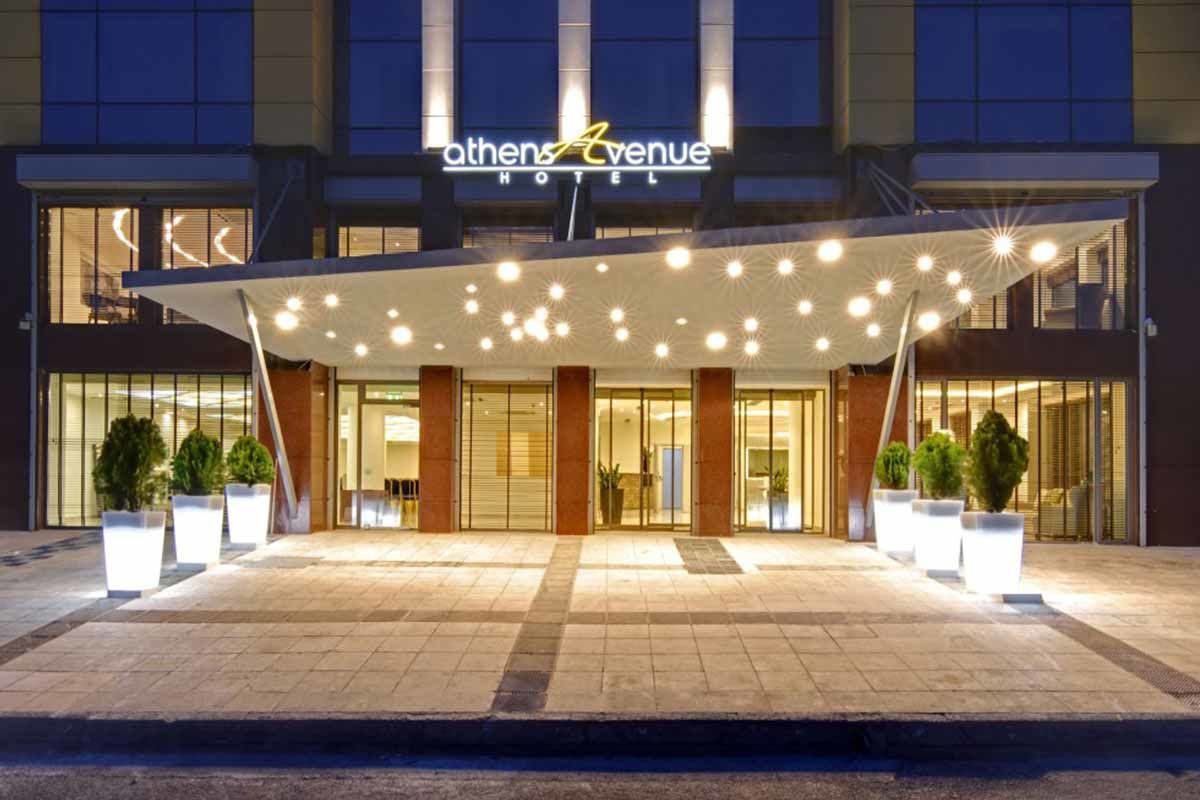 Escapades à Athènes depuis l'hôtel Athens Avenue 4*