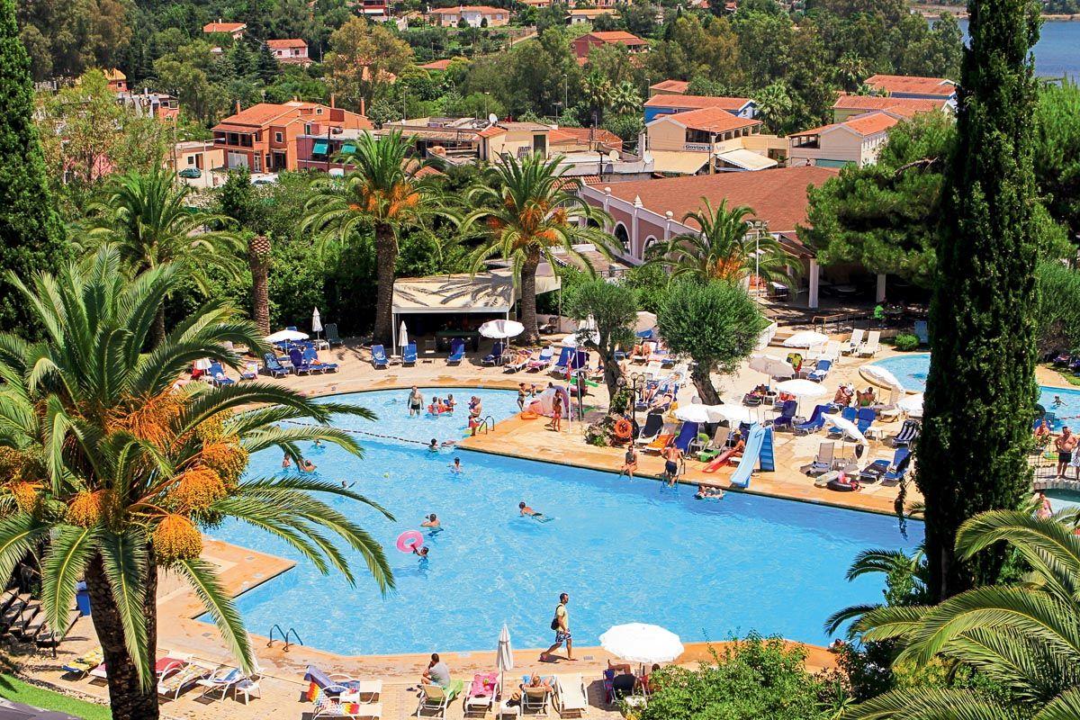 Club Héliades Ionian Park 4* - voyage  - sejour