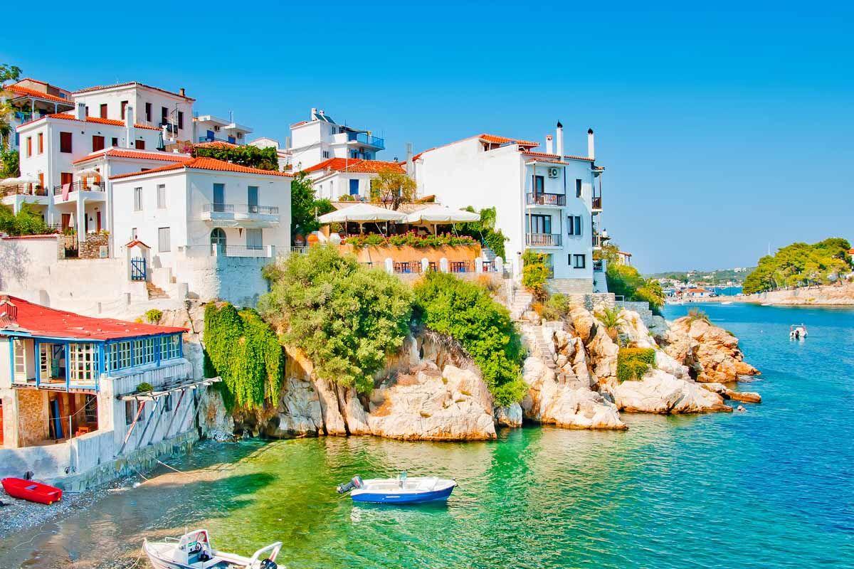 Périples dans les Sporades depuis Athènes - Skopelos, Alonissos et Skiathos - 6