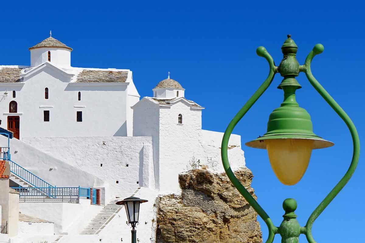 Périples dans les Sporades depuis Athènes - Skopelos, Alonissos et Skiathos - 1