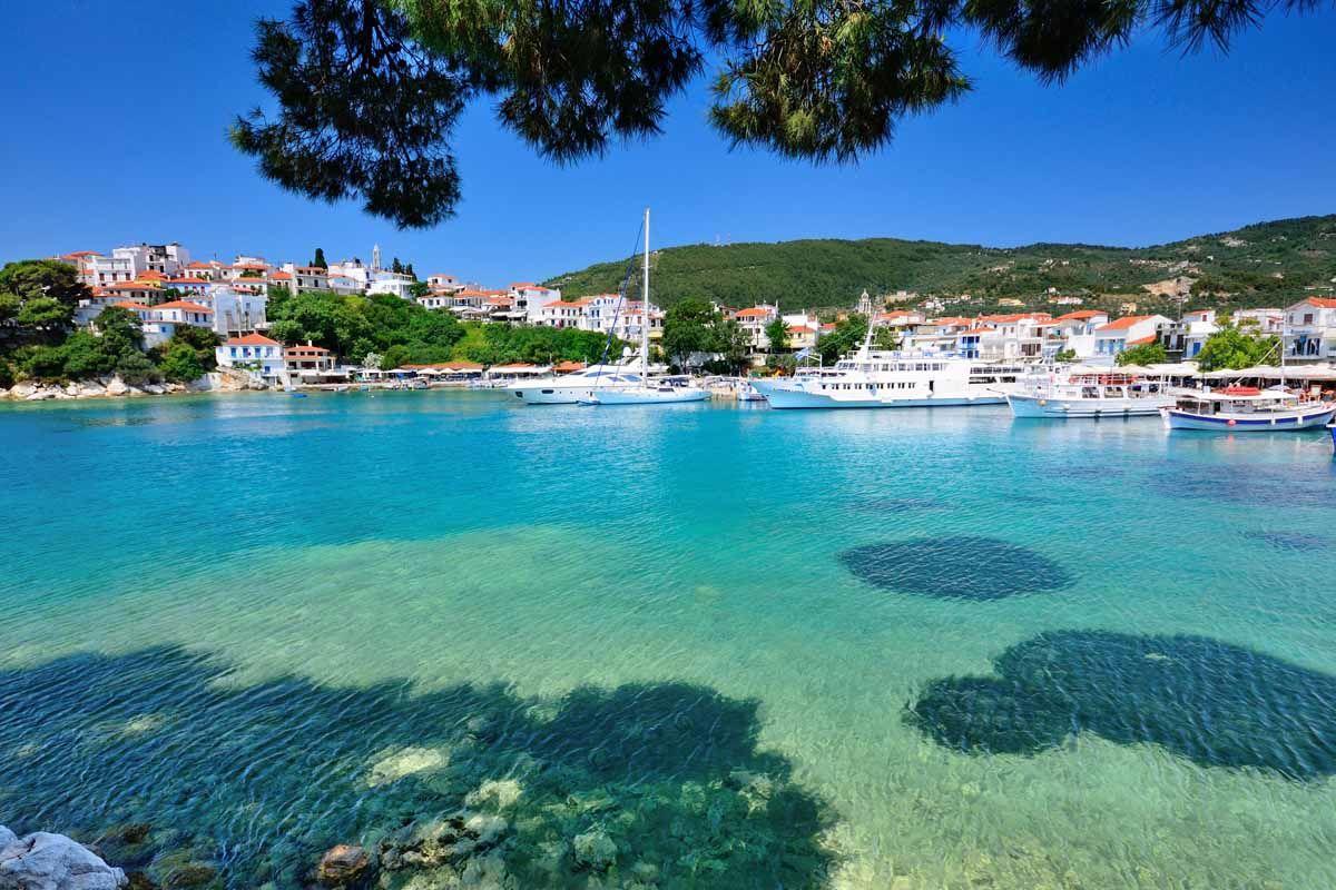 Périples dans les Sporades depuis Athènes - Skopélos et Skiathos - 1