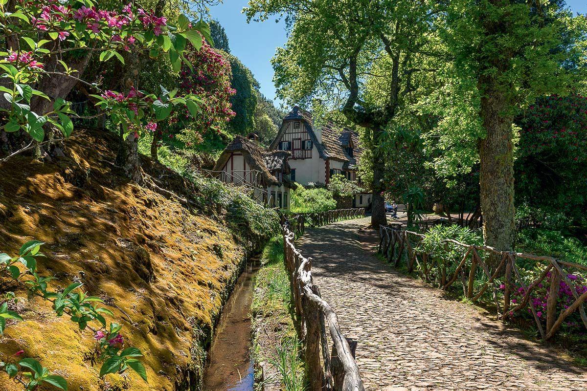 Circuit Echappée Sentiers de Madère depuis le Madeira Panoramico 4*