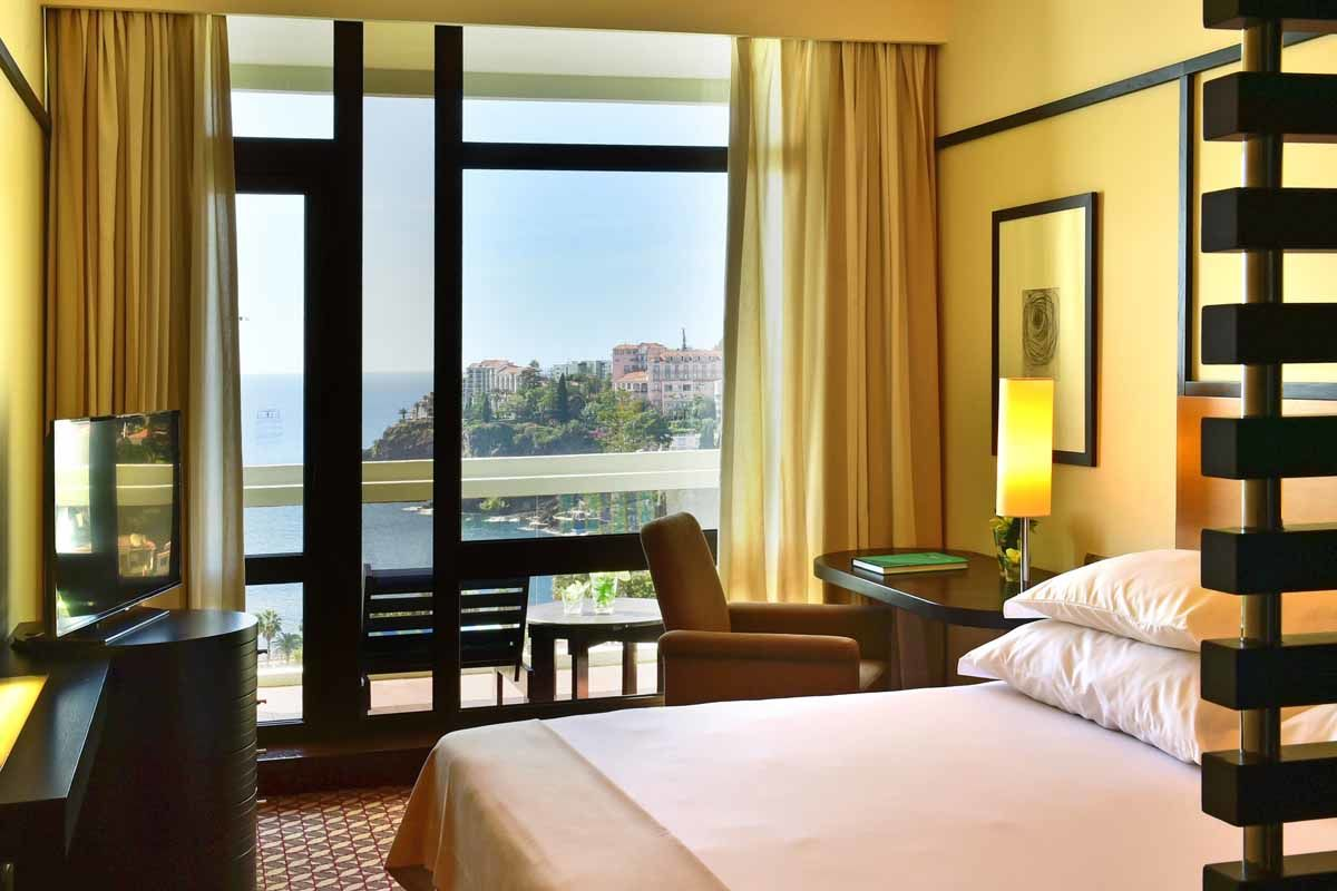 Madère - Ile de Madère - Hôtel Pestana Casino Park 5*