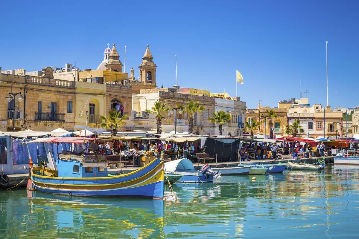 Escapades à Malte à l'hôtel Grand Hôtel Excelsior 5*