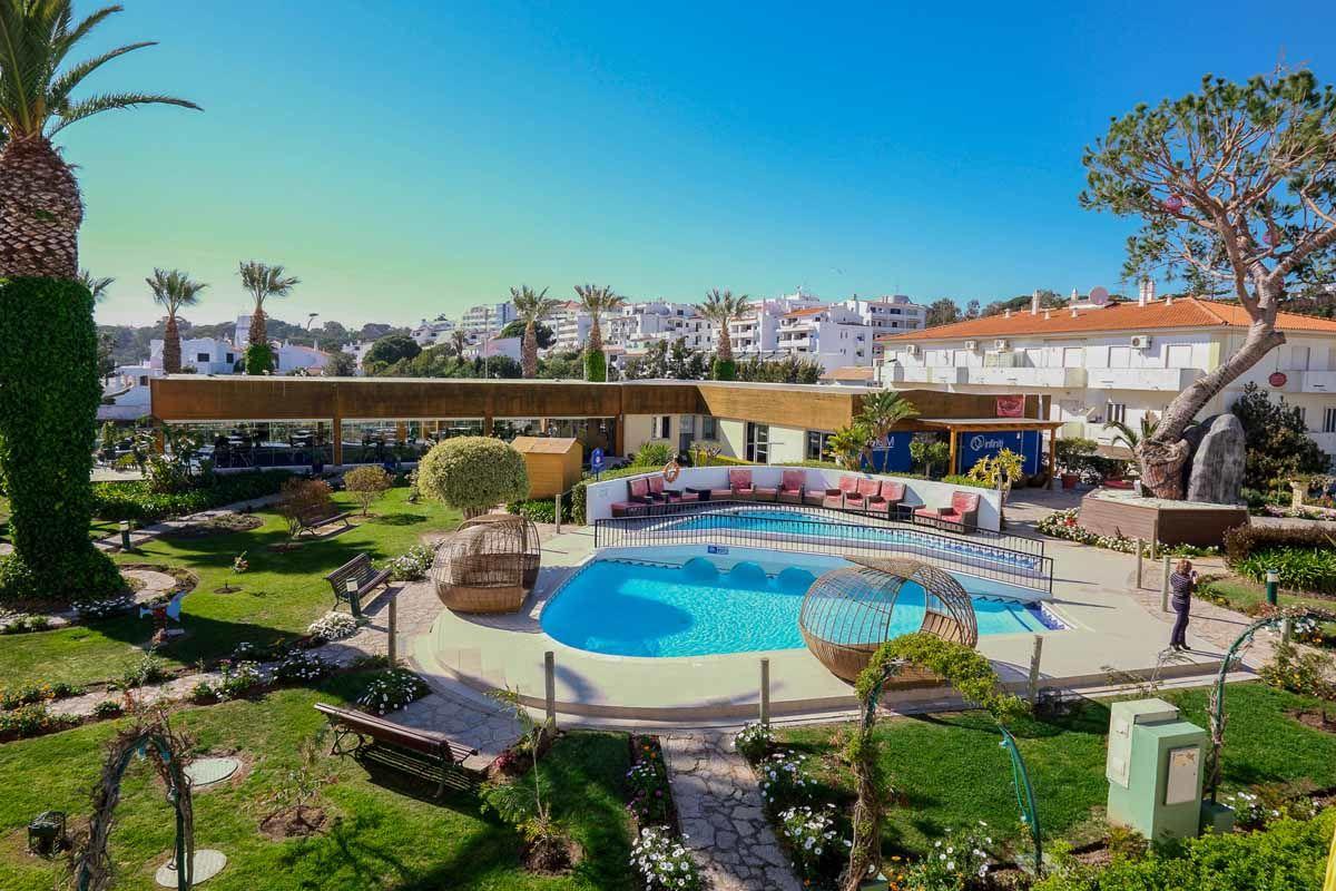 Portugal - Algarve - Hôtel Muthu Clube Praia da Oura 3*