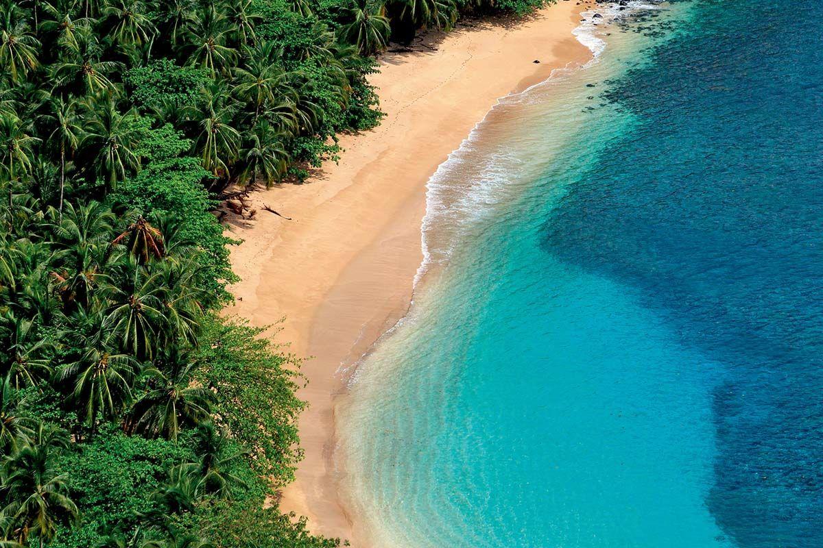 Circuit Saveurs et couleurs de São Tomé depuis l'hôtel Praia 4*