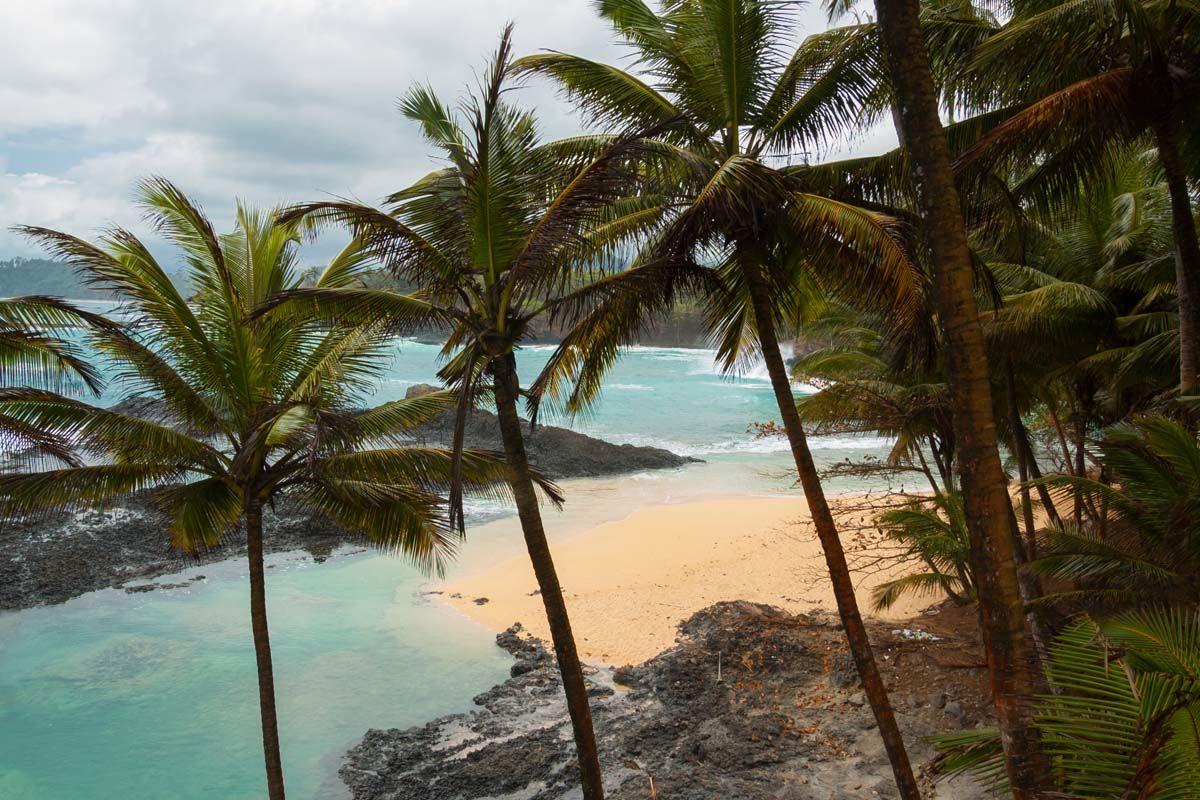 Échappée depuis São Tomé depuis l'hôtel Club Santana 4* - Programme 2